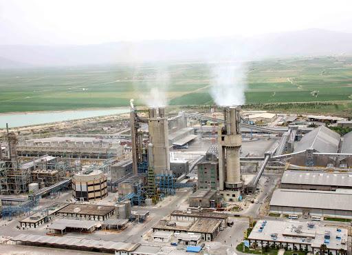 تعمیرات اساسی واحدهای منطقه  ۳و کلر پتروشیمی شیراز