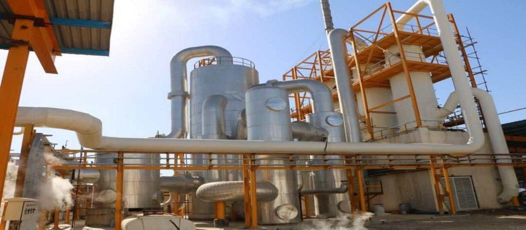 تعمیرات اساسی پتروشیمی اصفهان