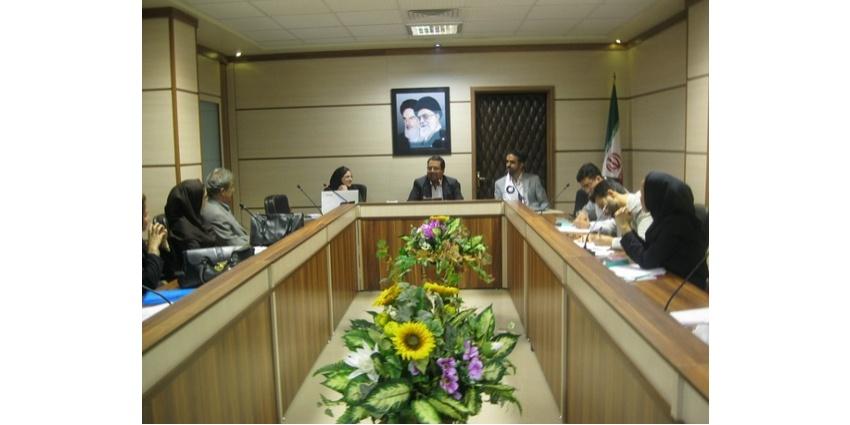 برگزاری نخستین جلسه روابط عمومی ها در دفتر شرکت سرمایه گذاری