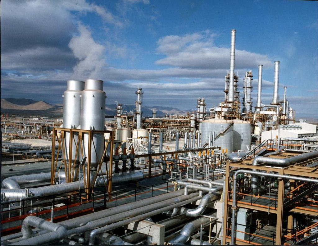 Takht E Jamshid Petrochemical Company