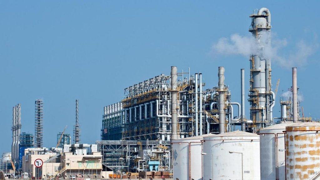 Maroon Petrochemical Company.Jun 2014